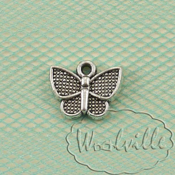 Подвеска кулон бабочка монарх