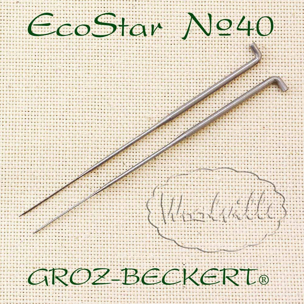 Игла для валяния №40 EcoStar