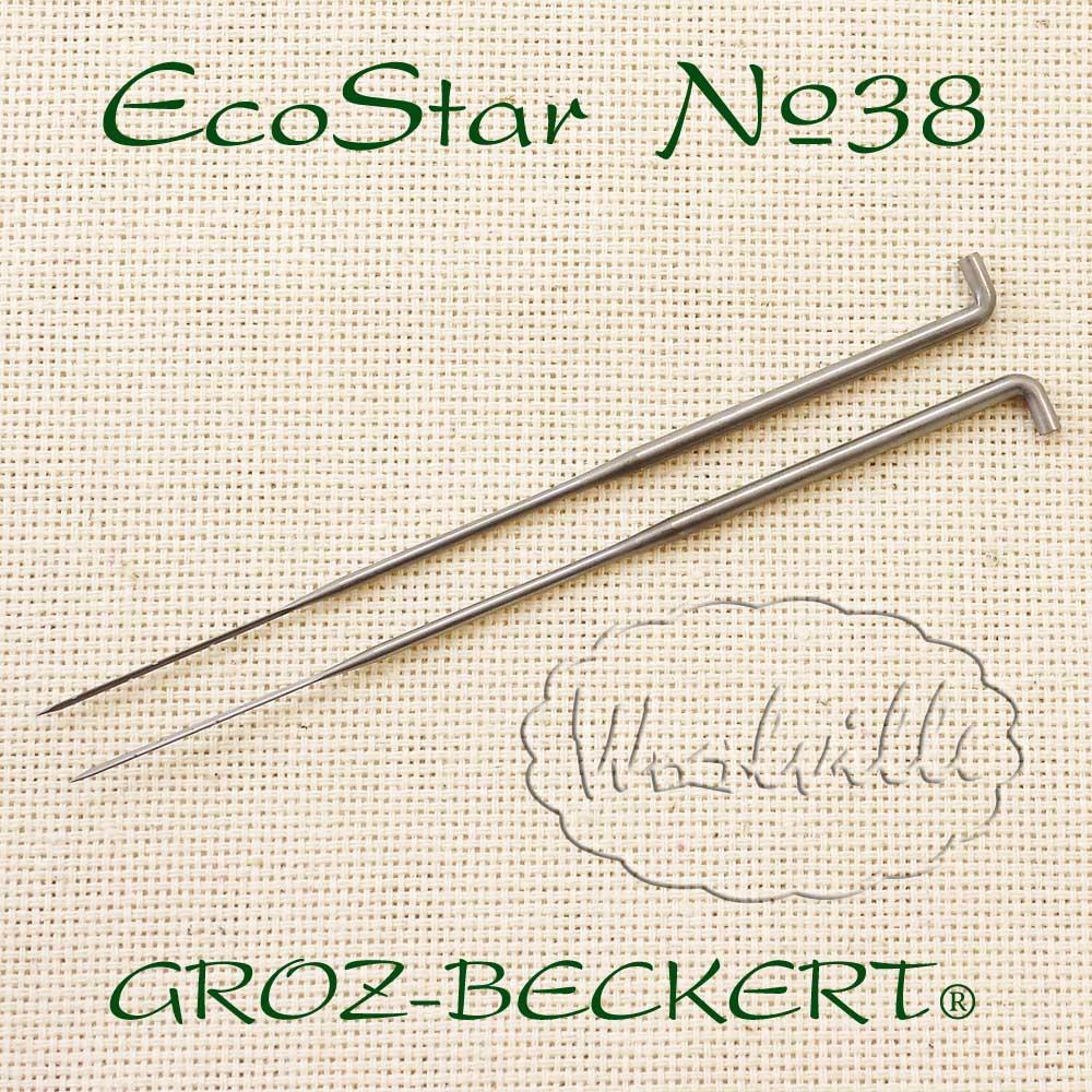 Игла для валяния №38 EcoStar