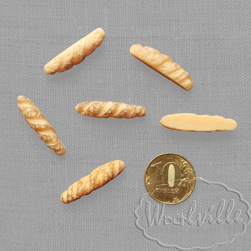Миниатюра французский багет