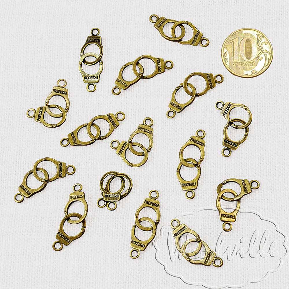 Миниатюра наручники 30 мм
