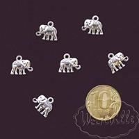 Подвеска кулон слоник