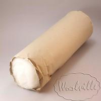 Шерсть кардочес белый