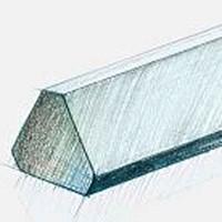 Супер тонкая игла для валяния №43 треугольная  в сечении