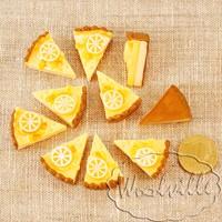 Миниатюра торт апельсиновый 30 мм