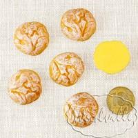 Миниатюра хлеб круглый 28 мм