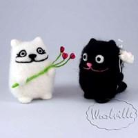 игрушка кот