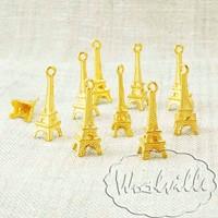 Кукольная миниатюра Эйфелева башня 23 мм