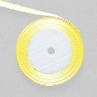 Лента атласная золотистая 10 мм