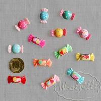 Миниатюра конфета  27 мм
