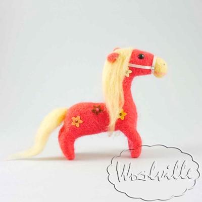 Игрушка лошадка Виолетта