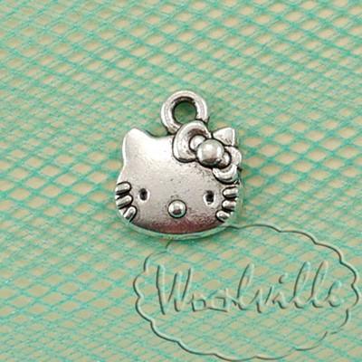 Подвеска кулон для игрушек Хелло Китти