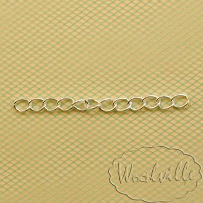 Цепочка серебряная 5 см