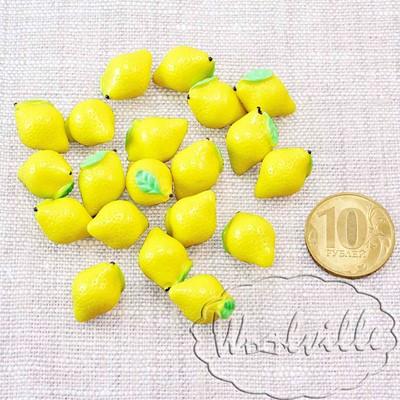 Миниатюра лимон 18 мм