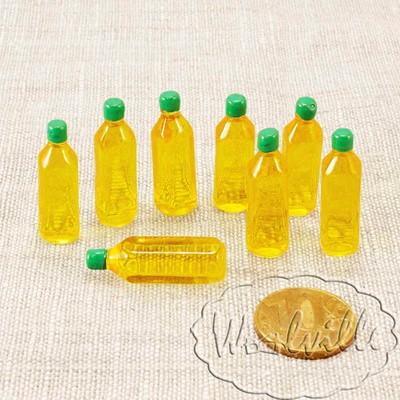 Кукольная миниатюра оливковое масло 30 мм