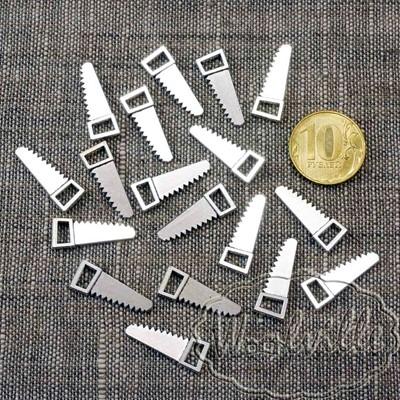 Кукольная миниатюра пила ножовка 23 мм