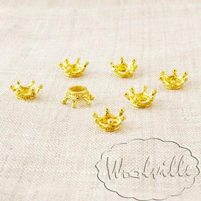 Кукольная миниатюра корона