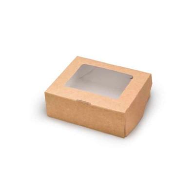 Коробка с окошком 300 мл